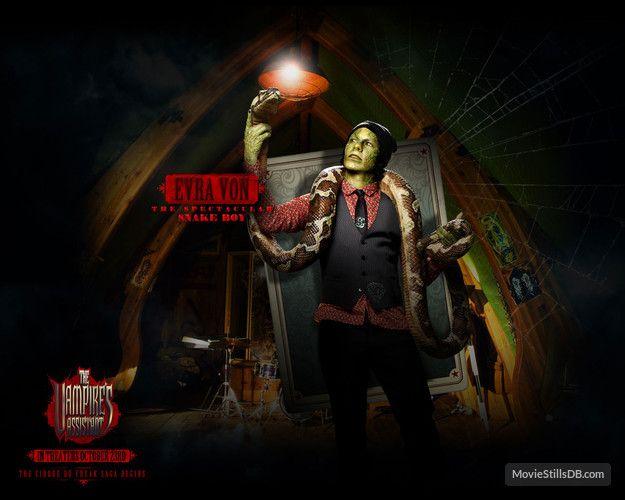 Cirque du Freak: The Vampire's Assistant wallpaper with ...