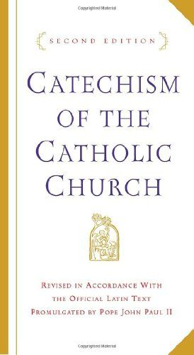 Catechism for filipino catholic book