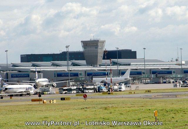 Airport Lotnisko Warszawa Okęcie