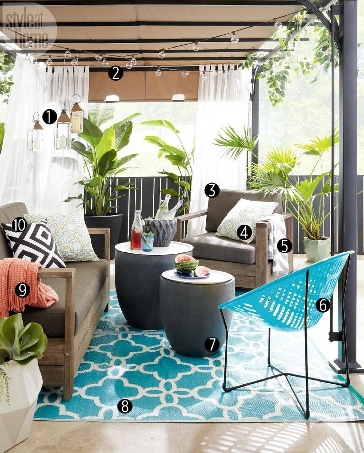 Electric Grills For Apartment Balconies ~ Ideas about condo balcony on pinterest condos