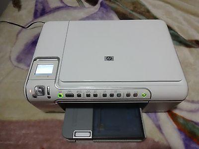 HP Photosmart C5280 All-In-One Printer Scanner Copier PARTS REPAIR MALFUNCTION