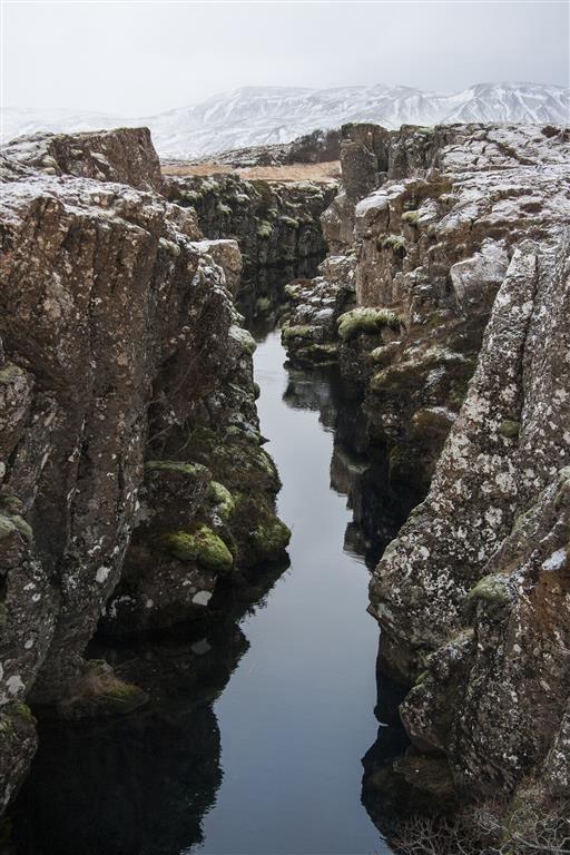 Þingvellir National Park in Þingvellir, Suðurland