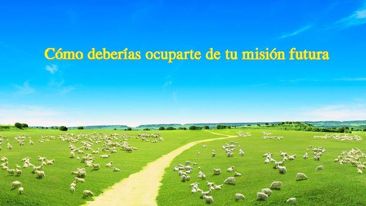 Dios te habla   Cómo deberías ocuparte de tu misión futura #Cordero #Llamar#Creador