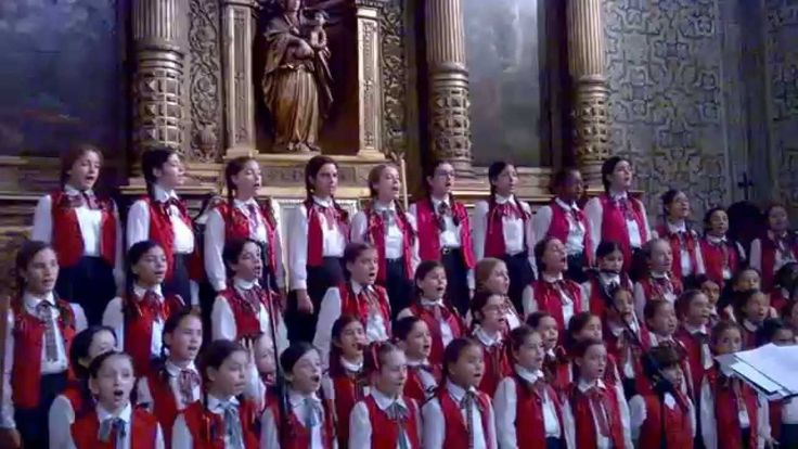 Coro Infantil DSEAM  - Igreja São João Evangelista  (Funchal)