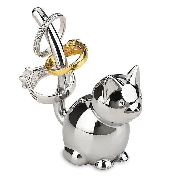 Ring Holder - Cat