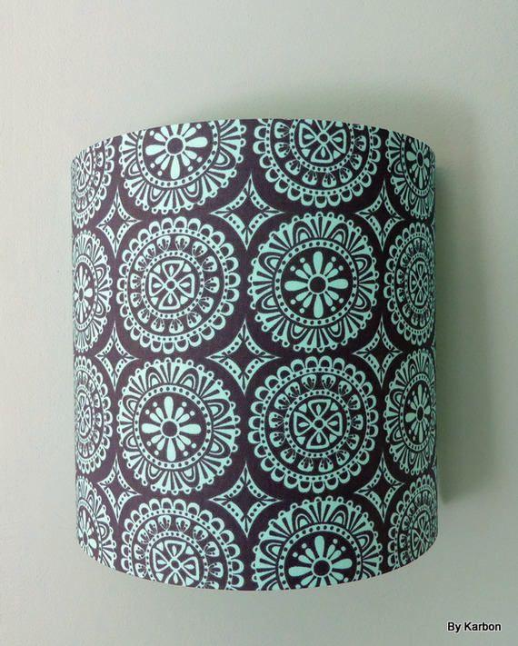 Le chouchou de ma boutique https://www.etsy.com/fr/listing/534047530/applique-murale-pm-tissu-cercles