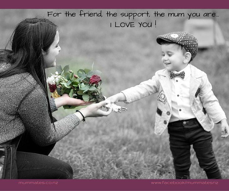Love you mum !
