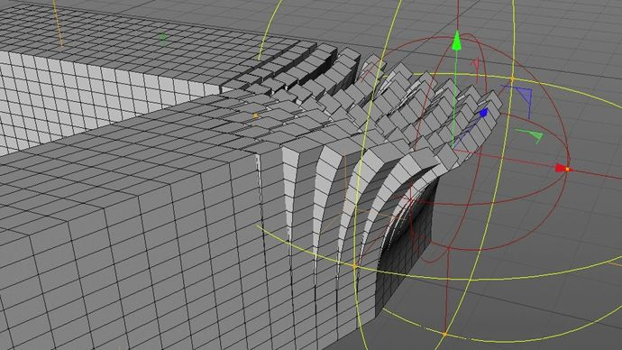 Cinema 4D – Creating a Cool MoGraph Effect on a Number 7 Tutorial