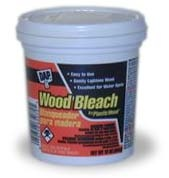 Have you ever removed the finish from a piece of furniture and found black stains or black rings from metal pots? These are all iron stains caused by the chemical reaction of tannic acid in the wood mixing with the trace metals in urine and water. Oxalic acid will remove these types of stains and not bleach the wood white but leave the natural color of the wood. -hmmm...may need this someday