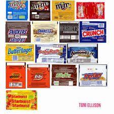 Envoltorios de caramelos - sweet wrappers