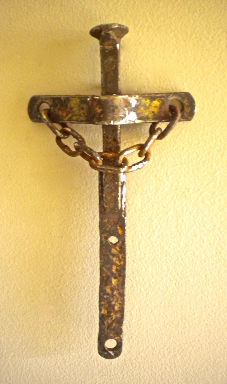 53 best Metal Crosses images on Pinterest | Crosses, Welding ...