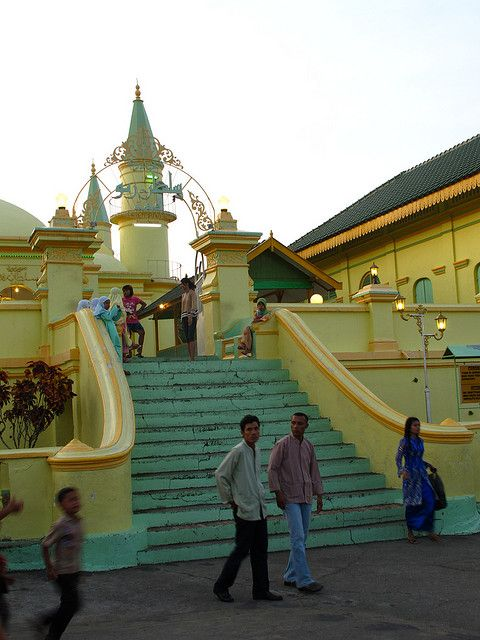 Masjid Raya Sultan Riau - Riau Islands, Indonesia