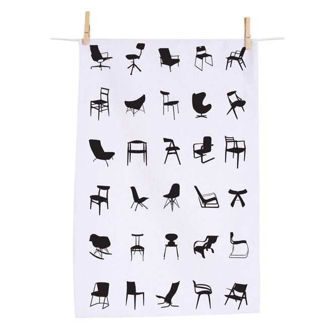 To Dry For Theedoek Midcentury Chairs