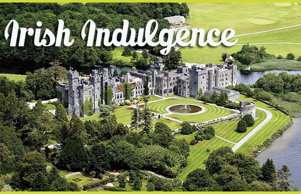 A luxury break on the Emerald Isle is something that everyone should experience at least once. Ireland does luxury like it's meant to be. Grandeur, class, style and pampered opulence blend seamlessly in heavenly five-star facilities, stunningly scenic locations and world-class service.