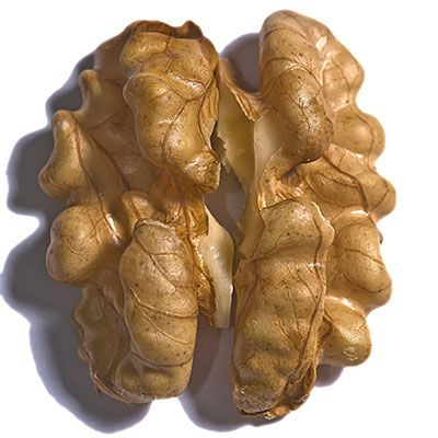 Walnuts - Beauty is only skin-deep? Don't you believe it.