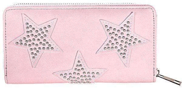 Portemonnee star- Roze