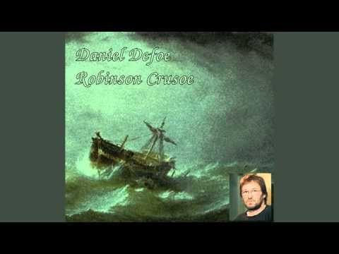 Daniel Defoe - Robinson Crusoe (Hangoskönyv / Audiobook)