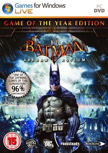 DESCARGAS GRATIS Y MÁS: mega post juegos de batman + dlc de Batman Origin