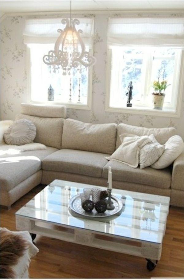 Couchtisch Glas Design - lässt jedes Wohnzimmer zur Geltung kommen