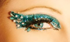 Circe Eyes for camp of the lotus eatersXotic Eye, Eye Makeup, Adhs Eye, Lotus Eaters, Inten Eye, Adhesive Eye, Makeup Strips, Camps, Circe Eye
