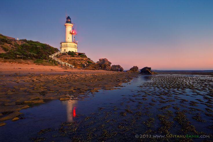 Photograph Point Lonsdale Lighthouse by Santanu Banik on 500px