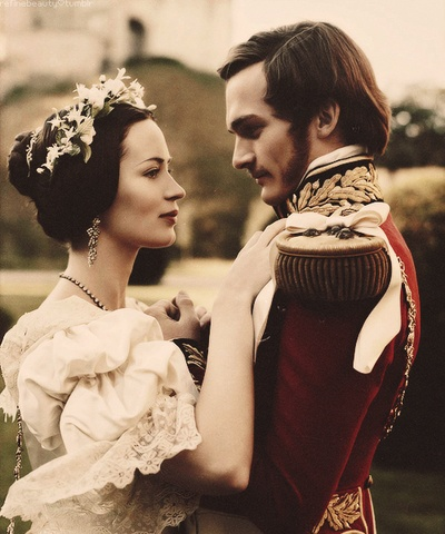 The Young Victoria- one of the greatest love stories of all time, mostly because its true, and they did love each other that much and then some.