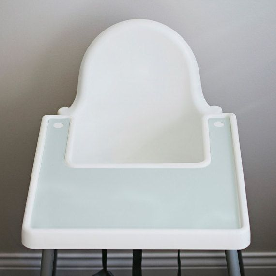 IKEA Antilop Highchair Silicone Placemat // Soft by YeahBabyGoods