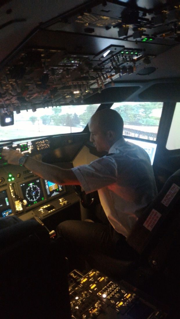 test aviasim avis simulateur de vol pilote