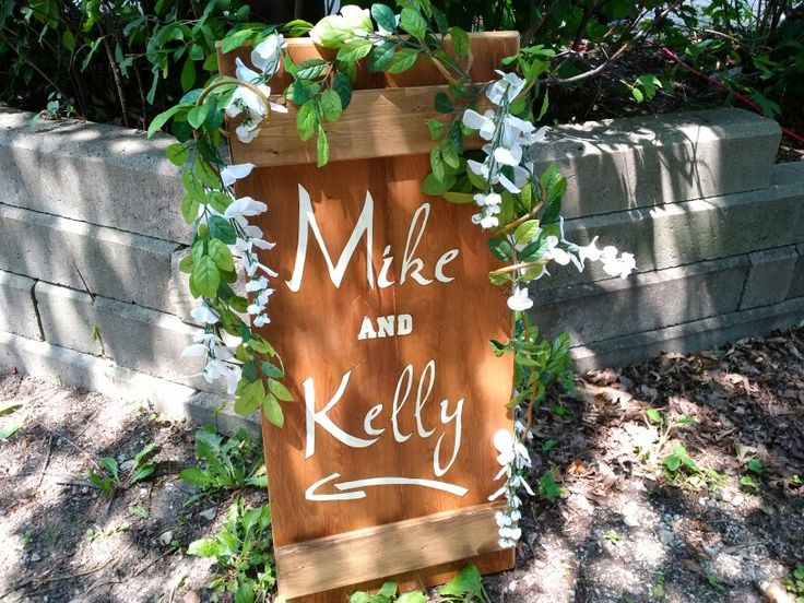 Congrats to Mike & Kelly on their beautiful nuptials on July 4, 2015