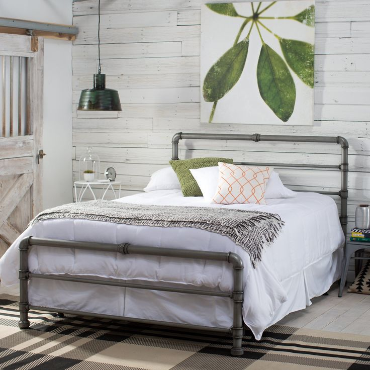 Belham Living Emerson Pipe Bed From Hayneedle