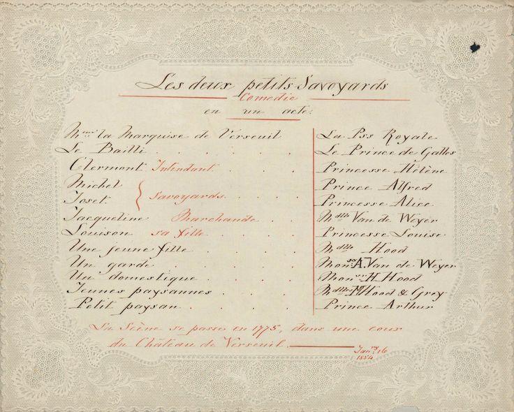 Queen Victoria Online Scrapbook