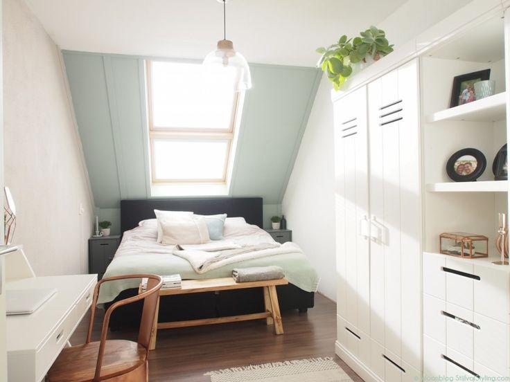 De 14 bästa Slaapkamer lichtblauw-bilderna på Pinterest