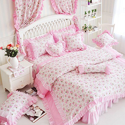 ber ideen zu rosa bettw sche auf pinterest bettw sche tr ster und betten. Black Bedroom Furniture Sets. Home Design Ideas