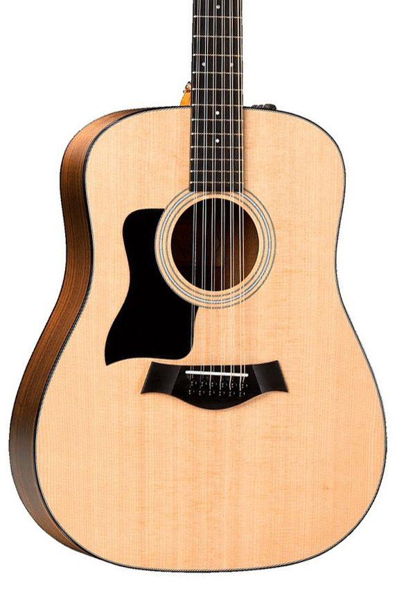 Taylor 150e-LH 12 String Left Handed Dreadnought Acoustic Guitar