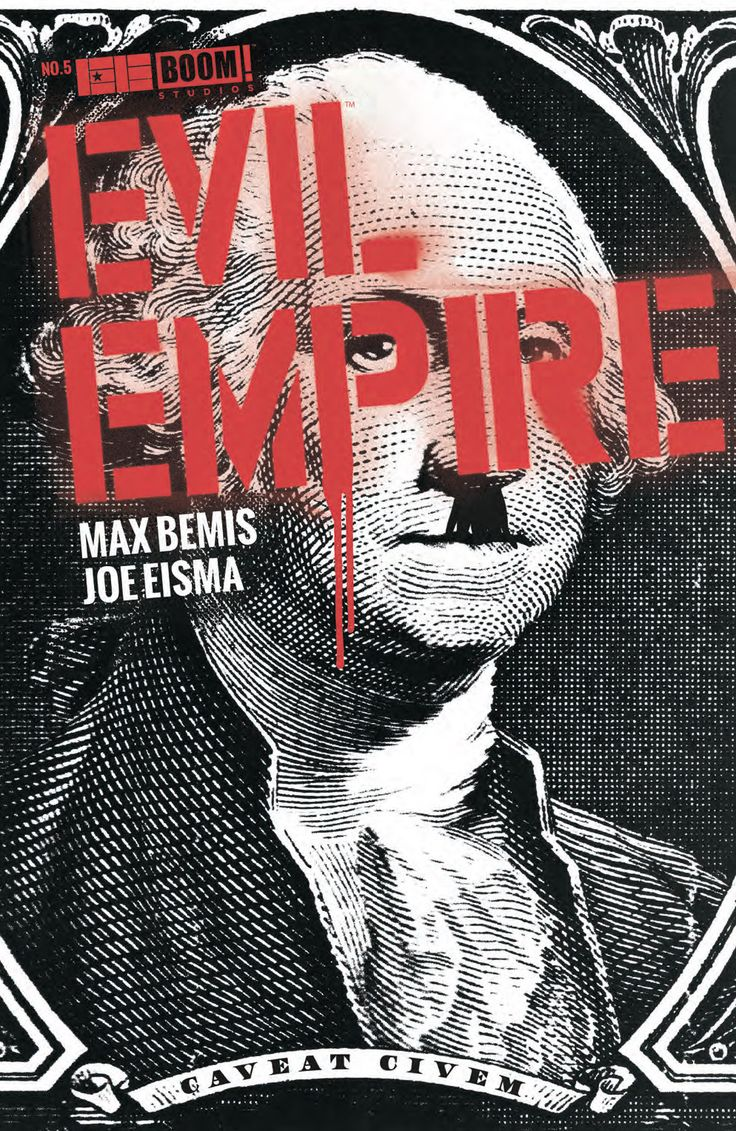 Reviewing Evil Empire #5