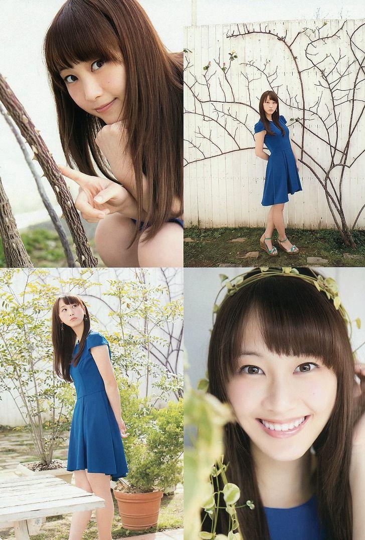 SKE48 Rena Matsui Hidamari Yell on Young Animal Magazine - JIPX(Japan Idol Paradise X)