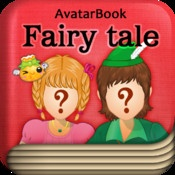 AvatarBook Fairy Tales for iPad- import your picture to become the character's face, listen to the fairy tale being read.