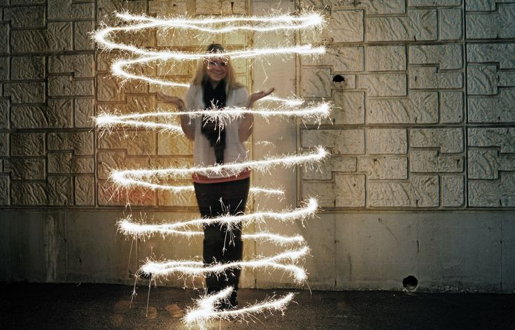 Sparkler photography tutorial-how to take good sparkler pictures!