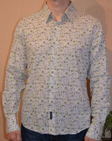 Рубашка мужская casino royal