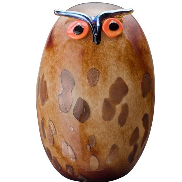 Iittala Great Horned Owl Uhuu Oiva Toikka Bird Finland | eBay