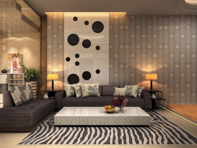 idee-decoration-salon-tapis-zebre