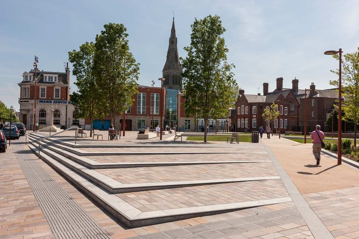 Jubilee square leicester lda design 07 landscape for 9 square architecture