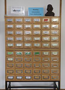 Katalog Kartkowy Zbiorów Dokumentów Życia Społecznego