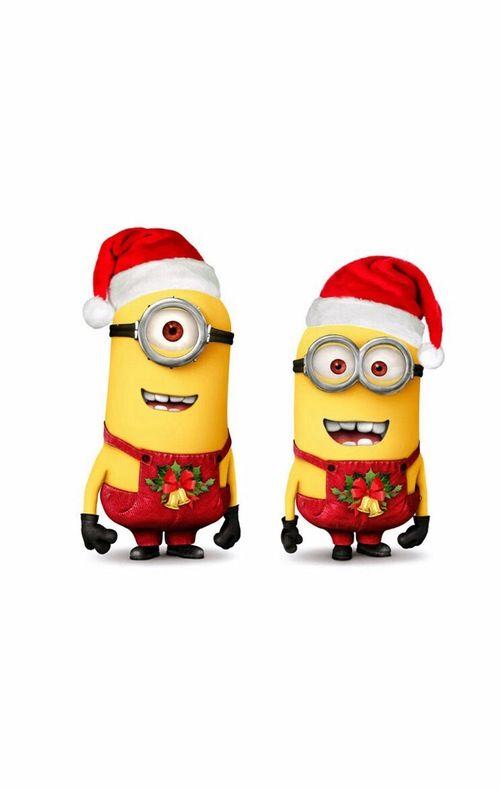 Christmas Minions!!!