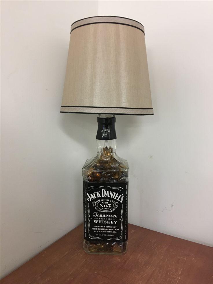 17 Best Ideas About Jack Daniels Lamp On Pinterest Jack