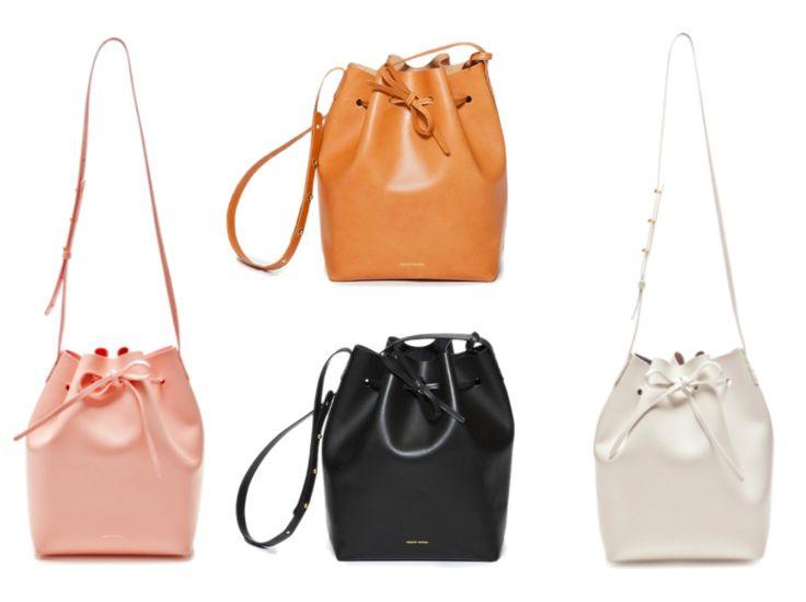 """what-do-i-wear: """"Mansur Gavriel bucket bag """""""