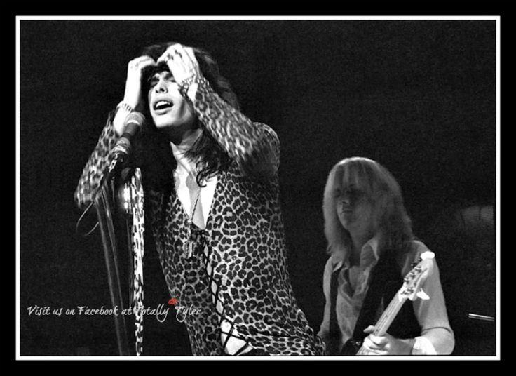 Aerosmith 1970s