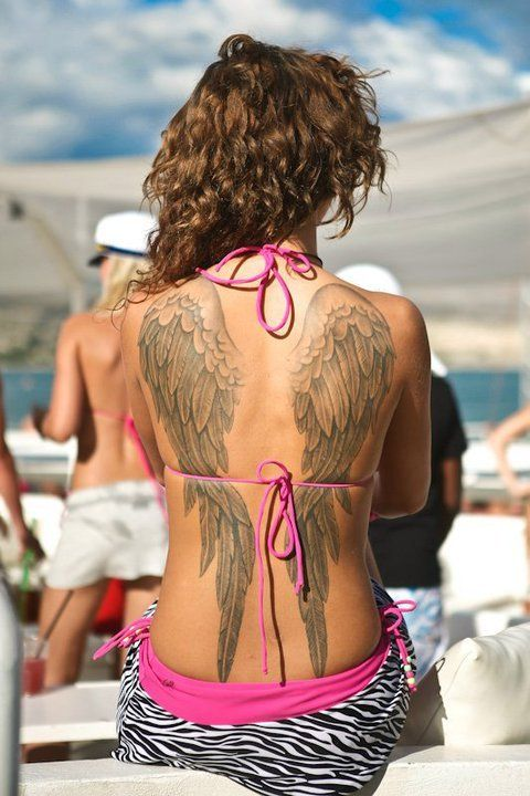 I love these wings