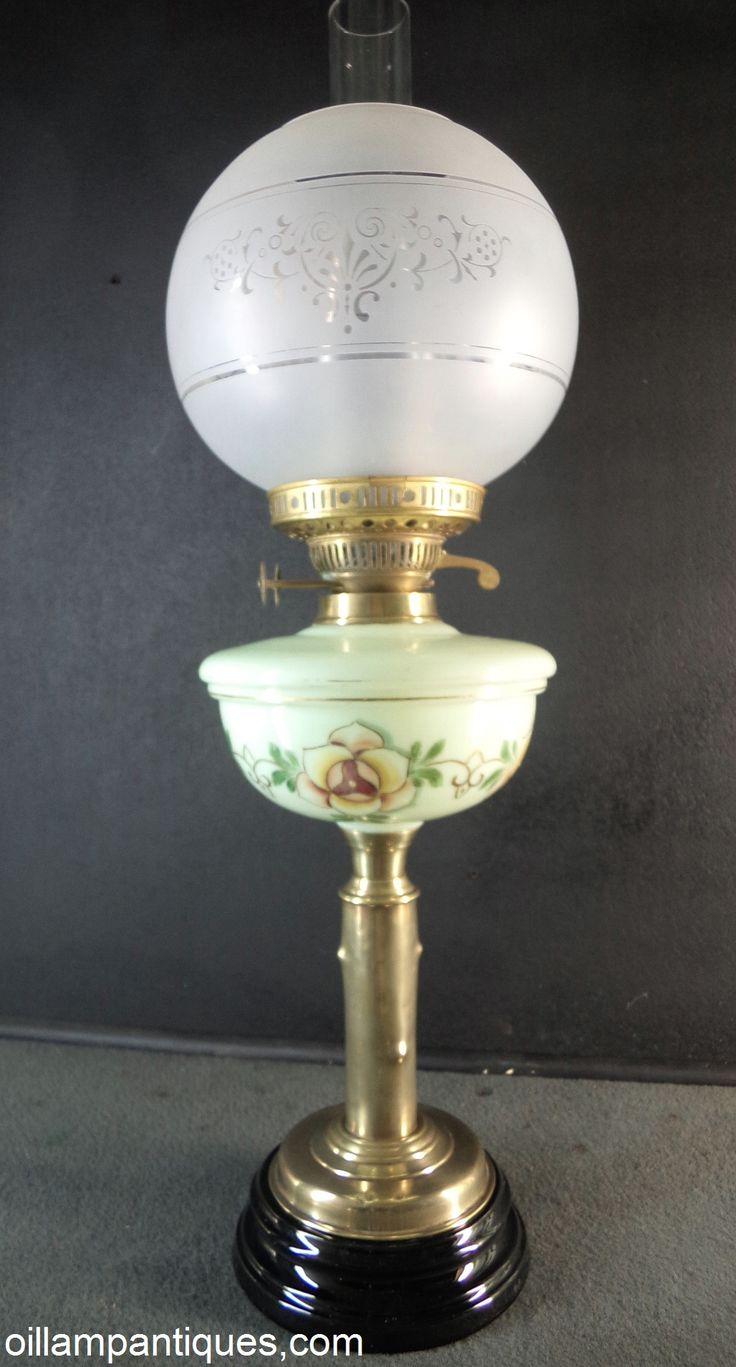 25 best Banquet Lamps images on Pinterest   Antique oil lamps ...