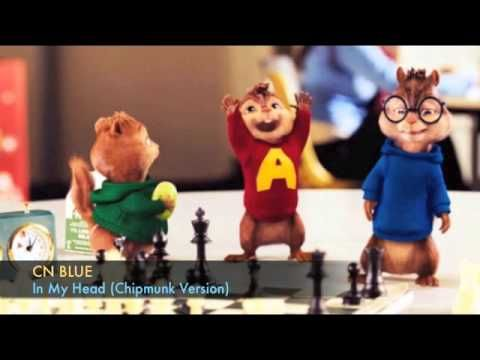 CN Blue - In My Head (Chipmunk Version + MP3 DL)